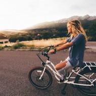 Tablou Plimbare Cu Bicicleta