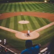 Tablou Teren de baseball