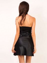 Rochie Give It Up Black