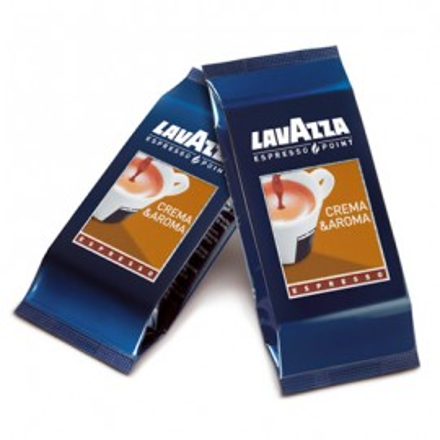 Lavazza Espresso Point 100 cialde Crema&Aroma immagini