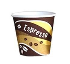 Bicchierini BIO in CARTA per caffè (conf. 50 pz)