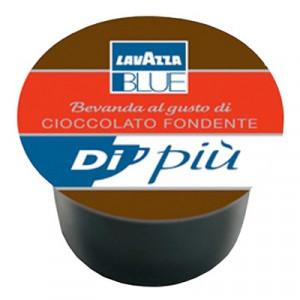 Lavazza Blue 50 cialde Bevanda Cioccolato Fondente