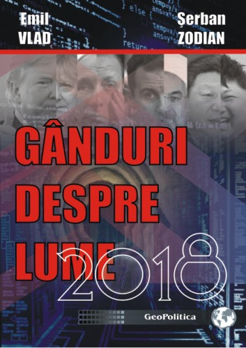 GÂNDURI DESPRE LUME. 2018
