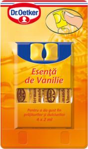 DR. OETKER ESENTA VANILIE FIOLE 8 ml