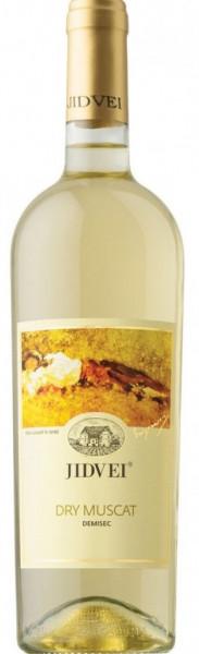 JIDVEI GRIGORESCU DRY MUSCAT 750 ml