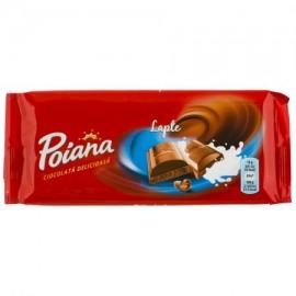 Poiana chocolate con leche 90g