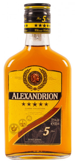 ALEXANDRION CONIAC 5* 200ml