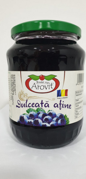AROVIT DULCEATA DE AFINE 880GR