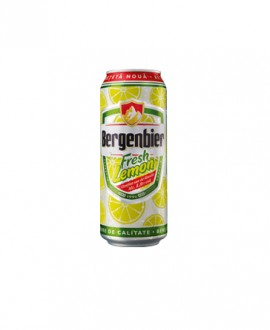 BERE BERGENBIER FRESH LEMON DOZA 500ml