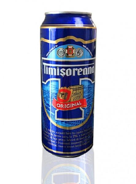 BERE TIMISOREANA DOZA 500 ml