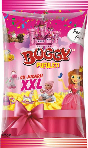 BUGGY PUFULETI CU JUCARII XXL FETE 125 gr
