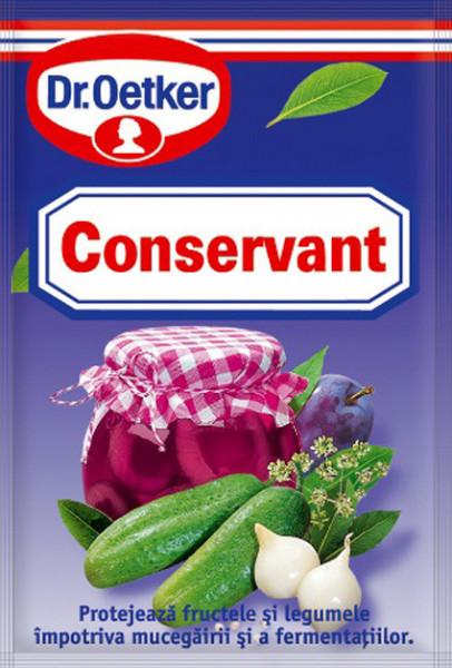 DR. OETKER CONSERVANT 7 gr