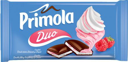 PRIMOLA DUO ZMEURA & FRISCA 89GR
