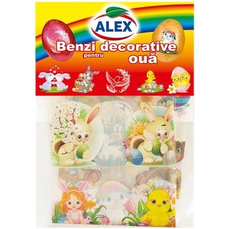 ALEX BENZI DECORATIVE OUA