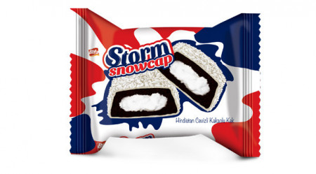 BIFA STORM CAKE COCOS 50 gr