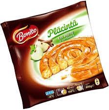 BONITO HOJALDRE CON MANZANA 800 gr