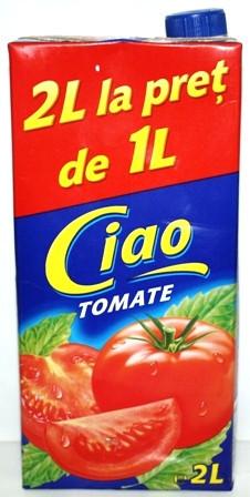 CIAO SUC DE ROSII 2L
