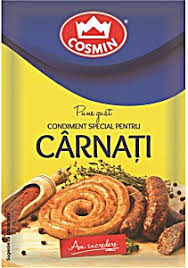 COSMIN CONDIMENT PENTRU CARNATI 20 gr