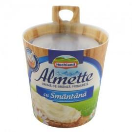 HOCHLAND ALMETTE CU SMANTANA 150 gr