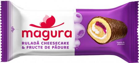 MAGURA RULADA CHEESECAKE SI FR PADURE 35 GR