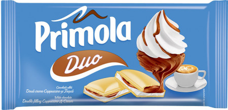 PRIMOLA DUO CAPPUCCIONO & FRISCA 87 GR