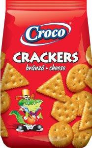 CROCO CRACKERES BRANZA 400GR