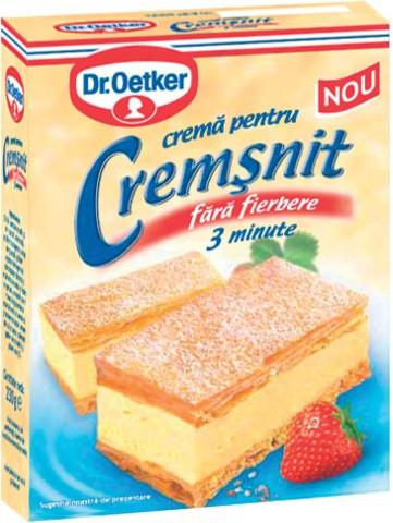 DR. OETKER CREMA CREMSNIT 230 gr