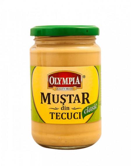 OLYMPIA MUSTAR DIN TECUCI CLASIC 300GR