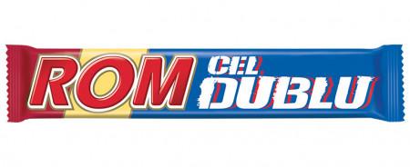 ROM CEL DUBLU BATON DE CIOCOLATA 60GR