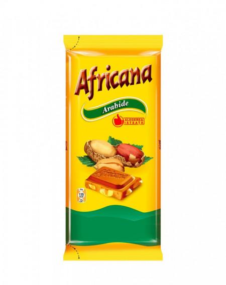 AFRICANA CIOCOLATA CU ARAHIDE 90GR