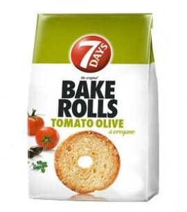 Bake rolls con tomate 80g imágenes