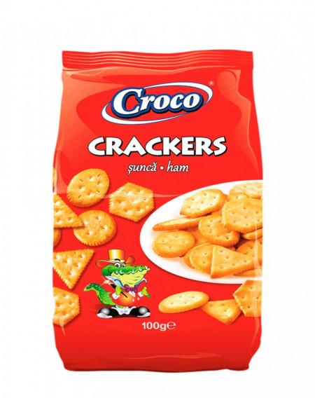 CROCO CRACKERS SUNCA 100 gr