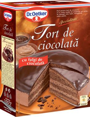 DR. OETKER TORT DE CIOCOLATA 550 gr