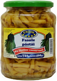 ENCON FASOLE PASTAI 720 gr