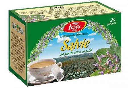 FARES CEAI SALVIE 20GR (20PLICURI )
