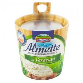 HOCHLAND ALMETTE CU VERDEATA 150 gr