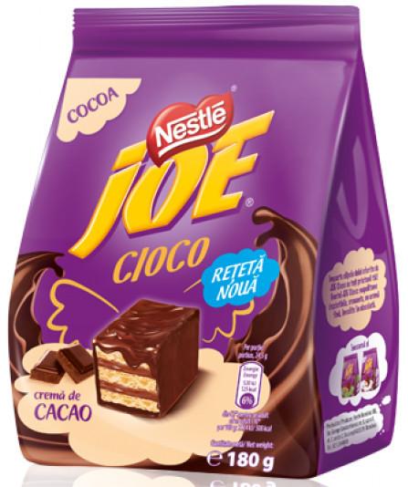 JOE CIOCO CU CREMA DE CACAO 180 gr