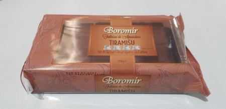BOROMIR TORT TIRAMISU 250 gr