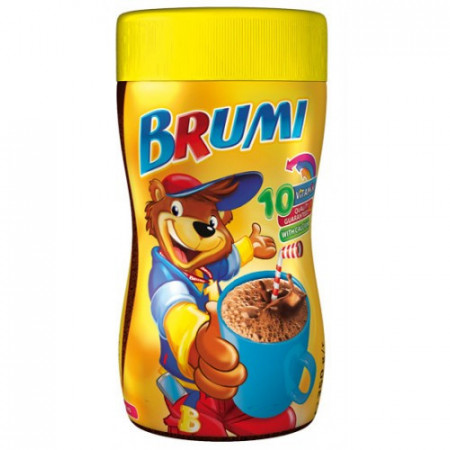 BRUMI CACAO INSTANT 350 GR