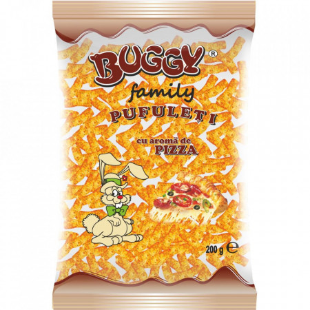 BUGGY PUFULETI FAMILY PIZZA 200 gr