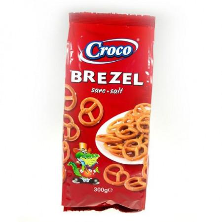 CROCO BREZEL SARE 300 GR