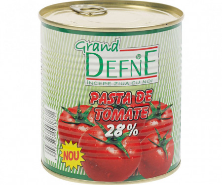 DEFNE PASTA DE TOMATE 800 ml