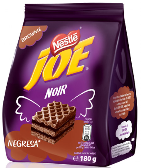 JOE NOIR NEGRESA 180 gr