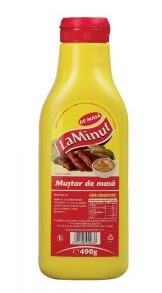 LA MINUT MUSTAR DE MASA TUB 490 gr