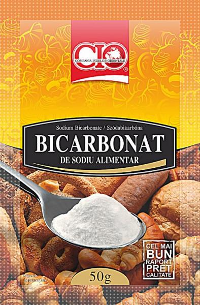 CIO BICARBONAT DE SODIU 50 gr