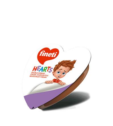 FINETI HEARTS 19G