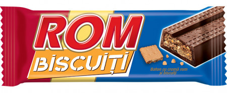ROM BATON BISCUITI 29GR