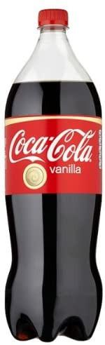COCA COLA VANILLA 1,75L