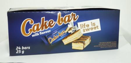 DOLCEVITA CAKE BAR LAPTE 25 GR