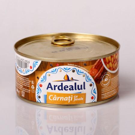 ARDEALUL CARNATI CU FASOLE 300 gr
